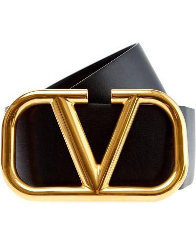 Широкий ремень итальянский Valentino