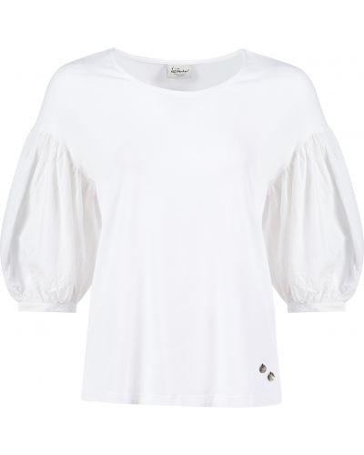 Блузка белая весенний Luis Trenker