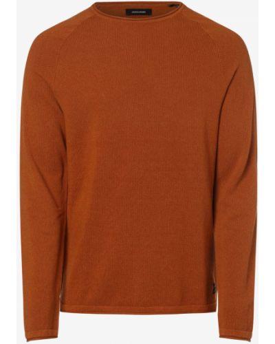 Sweter - pomarańczowy Jack & Jones