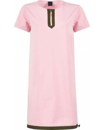 Розовое платье Bogner