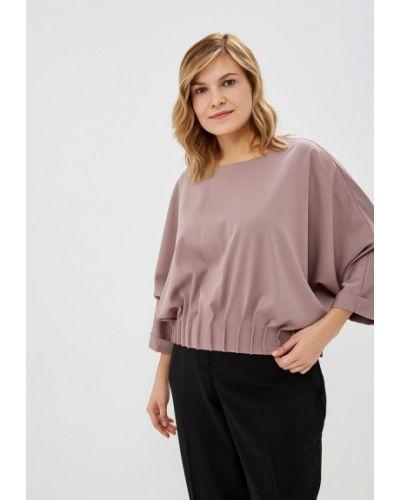 Блузка с длинным рукавом бежевый Grafinia