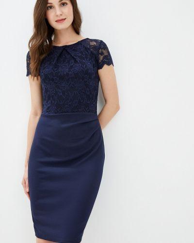 Вечернее платье осеннее синее Dorothy Perkins