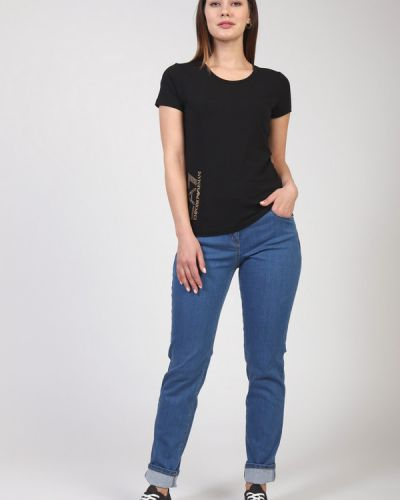 Хлопковые джинсы Steilmann