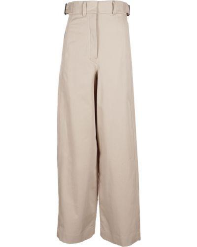 Spodnie - beżowe Lemaire