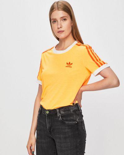 Футболка эластичный тонкая Adidas Originals