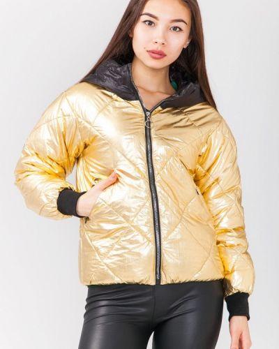 Утепленная куртка осенняя Bluzka