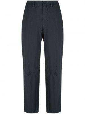 Укороченные брюки - синие Barena
