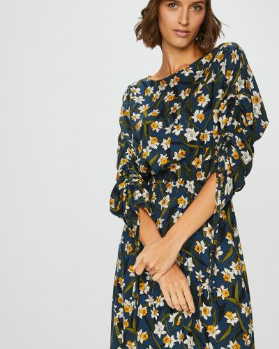 Платье мини прямое трикотажное Medicine
