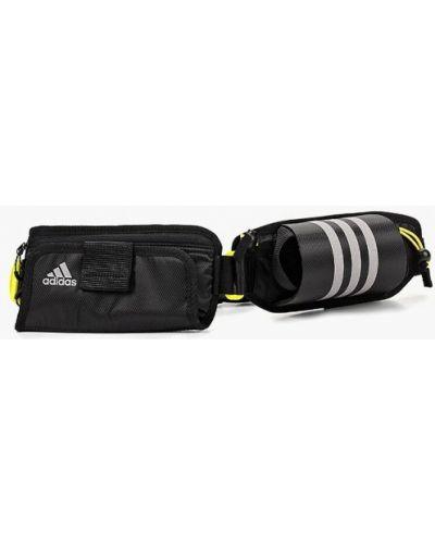 Черная поясная сумка Adidas