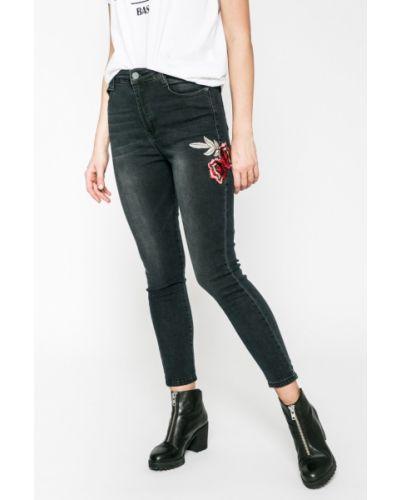 Джинсы-скинни на пуговицах с карманами Answear