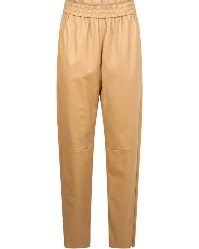 Brązowe spodnie Drome