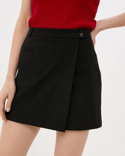 Черная юбка-шорты Blauz