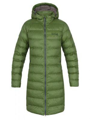Куртка с капюшоном - зеленая Red Fox