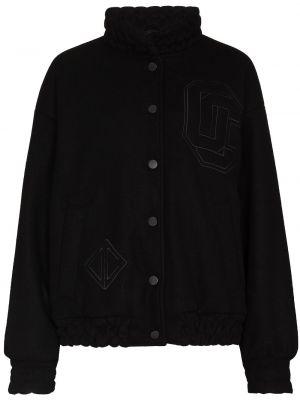 Длинная куртка - черная Opening Ceremony