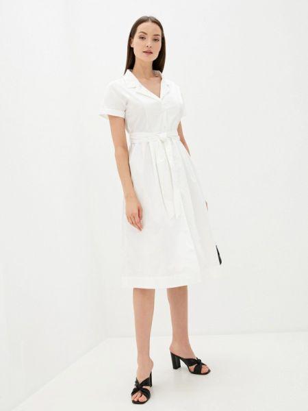 Белое платье Sweewe