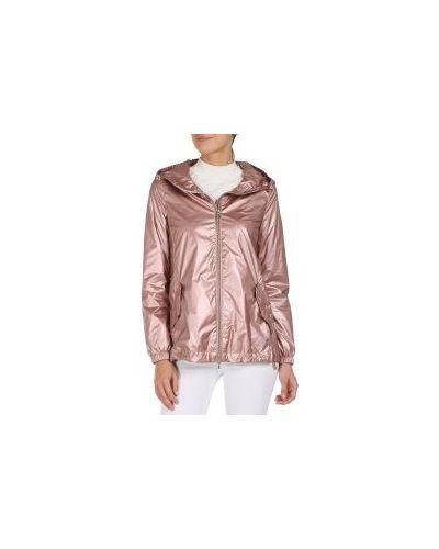 Розовая куртка Geox