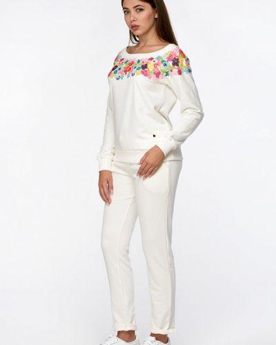 Спортивный костюм белый O&j