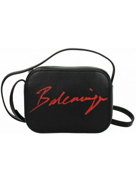 Czarna torebka casual Balenciaga