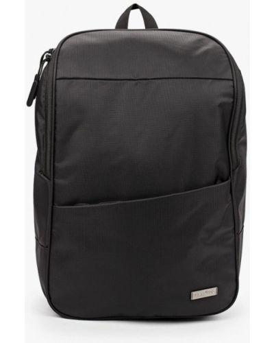Черный рюкзак Polar
