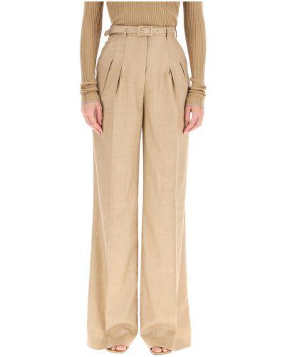 Spodnie materiałowe Gabriela Hearst