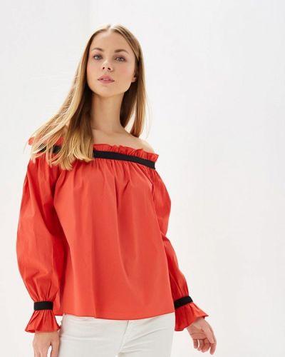 Красная блузка Care Of You