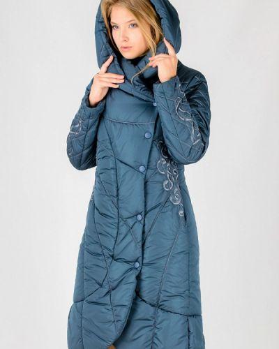 Зимняя куртка осенняя синий Raslov