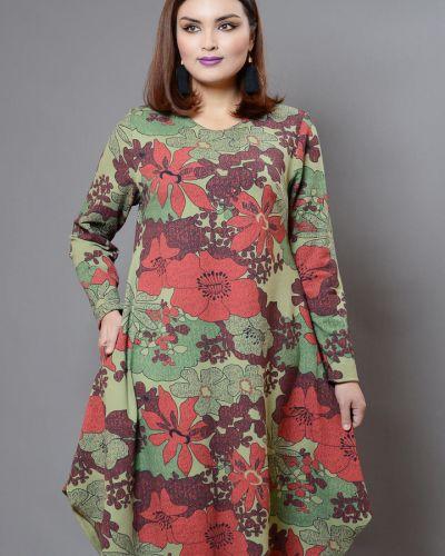 Платье платье-сарафан из футера Avigal (avrora)