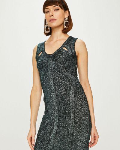 Платье мини с V-образным вырезом на молнии Answear