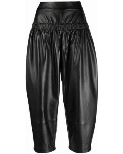 Czarne spodnie Alexandre Vauthier