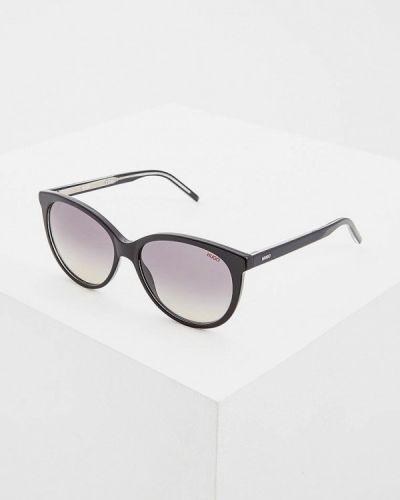 Солнцезащитные очки 2019 круглые Hugo Hugo Boss
