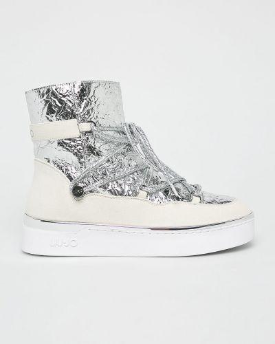 Сапоги на шнуровке Liu Jo