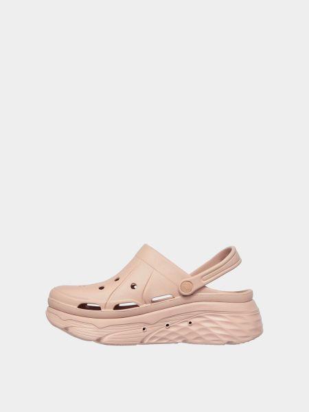 Шлепанцы - розовые Skechers