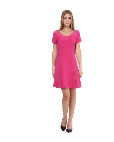 Платье с декольте на молнии Naf Naf