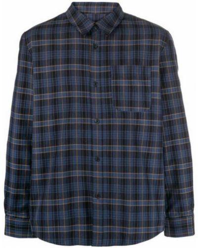 Niebieska koszula A.p.c.
