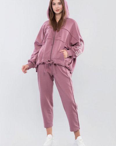 Спортивный костюм - розовый Maxa