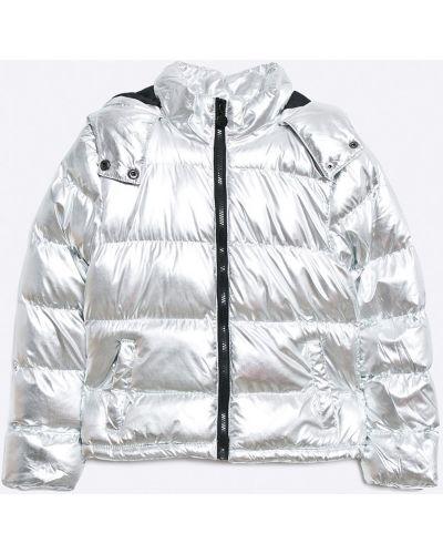Куртка серебряный стеганая Brave Soul