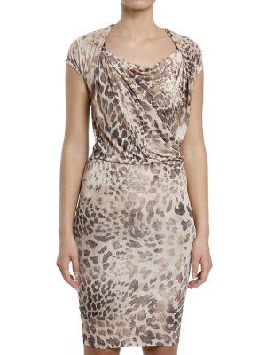 Платье из вискозы Plein Sud