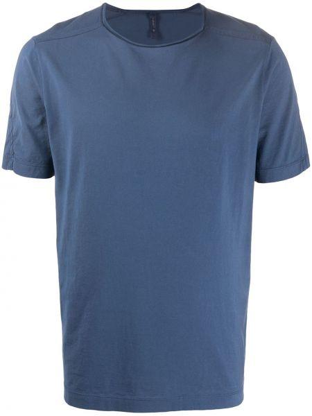 Koszula krótkie z krótkim rękawem wyposażone niebieski Transit