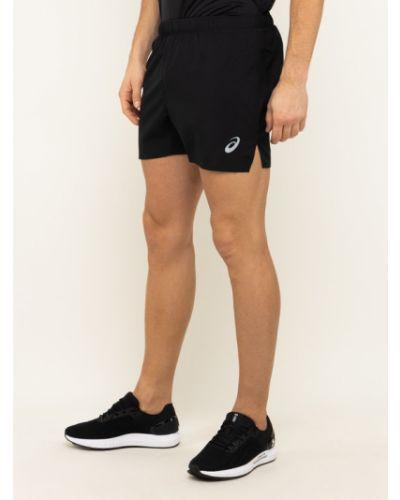 Spodenki sportowe - czarne Asics