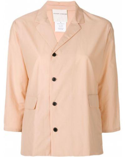 Розовая куртка Stephan Schneider