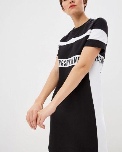 Платье футболка весеннее Bikkembergs