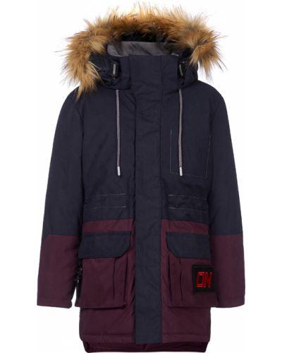 Зимняя куртка теплая красная Oldos Active