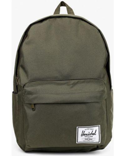 Текстильный рюкзак хаки Herschel Supply Co