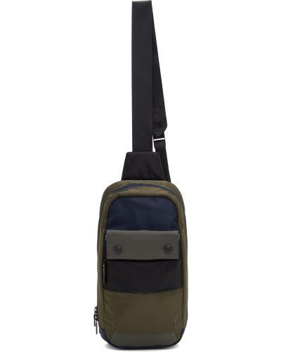 Plecak skórzany - czarny Master-piece Co
