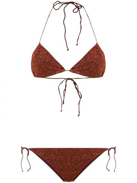 Brązowy bikini Oséree