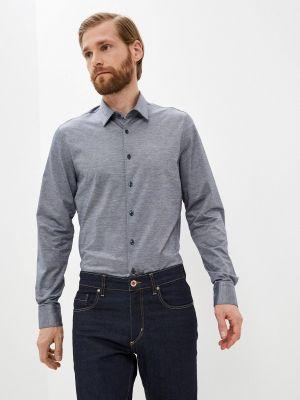 Рубашка с длинным рукавом - серая Daniel Hechter