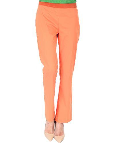 Оранжевые брюки Twin-set