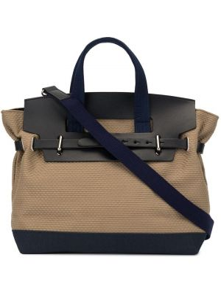 Коричневая сумка-тоут Cabas