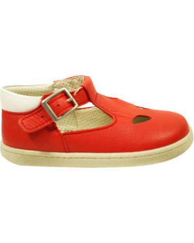 Туфли красные Zecchino D'oro