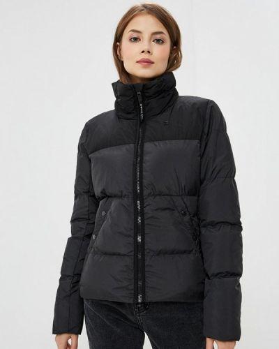 Утепленная куртка осенняя демисезонная G-star